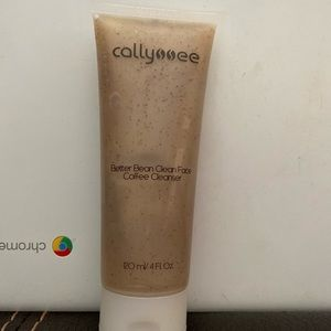 Callyooee Better being clean face coffee cleanser